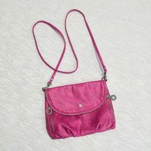 Vans Hot Pink Crossbody Bag/Clutch